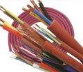 Жаростойкий силиконовый кабель Red Cupper 5 x 4 mm