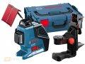 Линейный лазерный нивелир Bosch GLL 3-80 P + BM1 L-Boxx (0601063309)