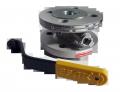 Кран шаровый EFAR (EFAWA) WK 2a dn32 для авто газа, LPG, пропан-бутана, ГНС, АГЗС клапан  фланцевый полнопроходной с компенсационным уплотнением шара.