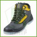 Ботинки рабочие кожаные с металлическим носком URGENT 102 S1 TPU