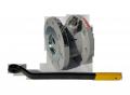 Кран шаровый EFAR (EFAWA) WK 2a dn80 для авто газа, LPG, пропан-бутана, ГНС, АГЗС клапан  фланцевый полнопроходной с компенсационным уплотнением шара.