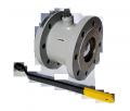 Кран шаровый EFAR (EFAWA) WK 2a dn100 для авто газа, LPG, пропан-бутана, ГНС, АГЗС клапан  фланцевый полнопроходной с компенсационным уплотнением шара.