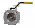 Кран шаровый EFAR (EFAWA) WK 4a PB dn20 для авто газа, LPG, пропан-бутана, ГНС, АГЗС клапан  межфланцевый полнопроходной с компенсационным уплотнением шара.
