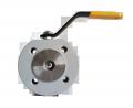 Кран шаровый EFAR (EFAWA) WK 4aG PB dn20 для авто газа, LPG, пропан-бутана, ГНС, АГЗС клапан  межфланцевый полнопроходной с компенсационным уплотнением шара, с резьбой