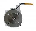 Кран шаровый EFAR (EFAWA) WK 4aG PB dn25 для авто газа, LPG, пропан-бутана, ГНС, АГЗС клапан  межфланцевый полнопроходной с компенсационным уплотнением шара, с резьбой