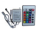 Rozprodazh. The controller for RGB tapes + 24 books of IK the Remote control for LED tapes