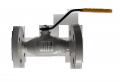 Кран шаровый EFAR (EFAWA) WK 6вa DN20 для авто газа, LPG, пропан-бутана, ГНС, АГЗС клапан  фланцевый полнопроходной с двойным компенсационным уплотнением шара.