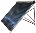Vacuum solar collector of ST/JLC58-1800-30, Power engineering specialist and production, Renewable energy resources, Equipment for use of energy of the sun, Heliosystem