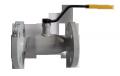 Кран шаровый EFAR (EFAWA) WK 6вa DN32 для авто газа, LPG, пропан-бутана, ГНС, АГЗС клапан  фланцевый полнопроходной с двойным компенсационным уплотнением шара.