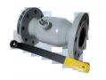 Кран шаровый EFAR (EFAWA) WK 6вa DN80 для авто газа, LPG, пропан-бутана, ГНС, АГЗС клапан  фланцевый полнопроходной с двойным компенсационным уплотнением шара.