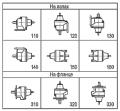 Редуктор цилиндрический соосный типа Ц2С