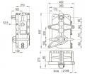 Редуктор вертикальный крановой трехступенчатый типа В-400, В-400М