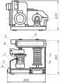 Лебедка электрическая ЛЭЦ–0,63–80