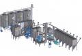 Автоматизированные системы дробления и смешивания  Himel