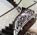 Перила лестниц кованые