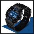 Часы спортивные Sanda Challenge Water Resistant 30 m blue TGTW-06-blue