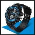Hours sports Sanda 30 m WR Game Watch blue TGTW-03-blue