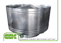 Round roof element D-1000 ZS