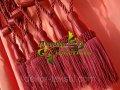Декоративные кисти для штор, Бордовый (пара) 88170