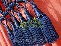 Декоративные кисти для штор, Лазурный (пара) 88171