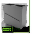 Проходной стакан под крышные элементы SPD-5