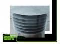 Крышный элемент вентиляции круглый BZL-1250