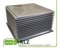 Крышный элемент для вентиляции RLZ-1300