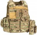 Жилет тактический Defcon5 Armour Carrier Vest multicam