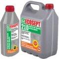 Ср-во для уд. остатков цемента Ecosept 210 (1:3) 5л