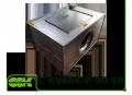 C-KVARK-P-90-50-40-4-380 вентилятор канальный радиальный прямоугольный с трехфазным электродвигателем