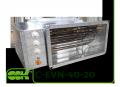 Канальный нагреватель электрический C-EVN-40-20-17