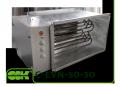 C-EVN-50-30-24 электрический канальный воздухонагреватель