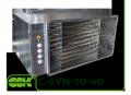 C-EVN-70-40-45 воздухонагреватель электрический вентиляционный