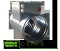 Канальный нагреватель воздуха C-EVN-K-125-2,4
