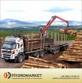 Hydraulics on the crane - the manipulator