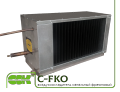 C-FKO-80-50 Freon cooler air for ventilation channel