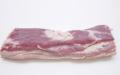Замороженный свиной живот (почеревок), ребристый, на коже (Frozen Pork Belly Sheet Ribbed, Skin on)