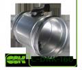 Дроссель-клапан для круглых каналов C-DKK-160