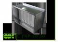 C-FKP-50-30-G4 / panel filter for the rectangular channels