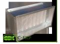 Фильтр канальный прямоугольный C-FKP-80-50