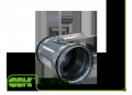Универсальный воздушный клапан для канальной вентиляции C-KVK-100