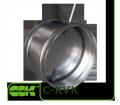 Универсальный воздушный клапан для вентиляции C-KVK-200
