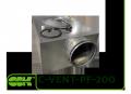 C-VENT-PF-200-4-380 вентилятор канальный для круглых каналов с вперед загнутыми лопатками