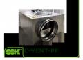 C-VENT-PF-250-4-380 вентилятор для круглых каналов с вперед загнутыми лопатками