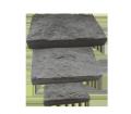 Вибролитая тротуарная плитка Скала (комплект)