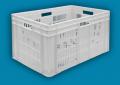 El cajón de la línea recta 600х400х420 perforad