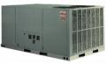 Крышные кондиционеры RUUD (США), R-410A газовый нагрев.