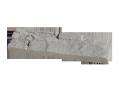 Фасадно-облицовочная плитка Греческий камень №1 серая