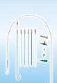 Перкутаный набор для нефростомии пиг тэйл (Малекот) гидрофильный PDS-Р