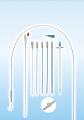 Перкутаный набор для нефростомии с 2-х ходовым катетром Фолея